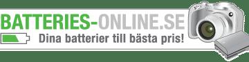 Rabatkoder til batteries-online.se